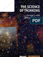 The Science of Thinking - Europe Next Ideas