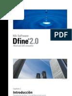 Dfine 2.0 Manual
