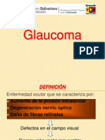 Charla Glaucoma