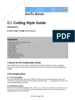 Sharp Develop Coding Style 03