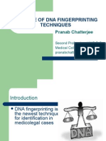 Lacunae of DNA Fingerprinting