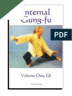 Livro - Artes Marciais - Internal Gung Fu - Kung Fu - Erle Montaigue - Tai Chi - Defesa Pessoal