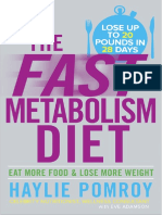 The Fast Metabolism Diet by Haylie Pomroy - Excerpt