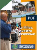 Boletín Municipalidad Casa Grande 03-12-12