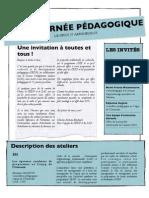 Journée pédagogique (17 janvier 2013) (Cégep de l'Outaouais)