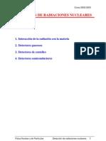 Tema6 Detecccion de Radiaciones