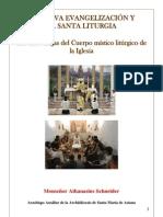 Atanasio Scheider - La nueva evangelización y la santa liturgia