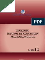 Adelanto_ Conyuntura_N°12_nov _2012