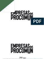 Empresas del Procomún | Metodologías de Investigación | Etnografía