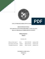 Proposal PKM Penelitian didanai 2011