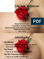 Revisão Literária Do Câncer de Mama