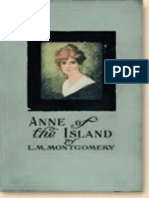 Anne of the Island Montgomery