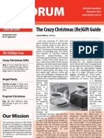 December 2012 Forum