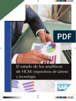 Analíticos de la Gestión del Capital Humano (HCM)