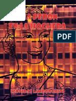 Eva Peron en La Hoguera
