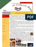 WCB Newsletter Oct 2012