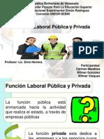Expc de Funcion Laboral