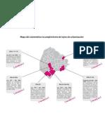Mapa de leyes de urbanización incumplidas CABA