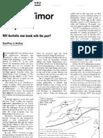 The New Timor Gap - Inside Indonesia April 2000