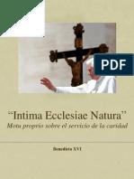 Intima Ecclesiae Natura