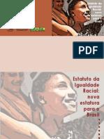 Cartilha CEERT - Estatuto da Igualdade Racial