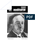 Revista Auditorio - Numero 51