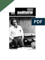 Revista Auditorio - Numero 52