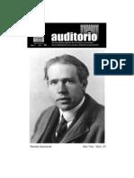Revista Auditorio - Numero 57