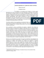 Bárbara saavedra 1994 -Tafonomía de micromamíferos en aleros de Chile central