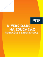 Diversidade na Educação: reflexões e experiências