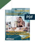 Retail Customer Service Fundamentals