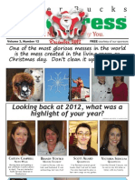 Upper Bucks Free Press • December 2012