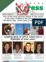 Upper Bucks Free Press • December 2012