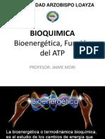 Clase 01 Bioquimica Bioenergetica