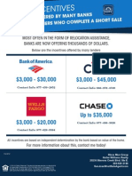 Cash Incentives Flyer