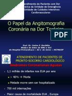Angio Tomografia - Dor Torácica