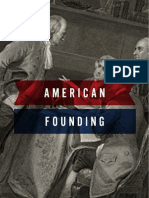 Founding of the American Republic (Manchester University Press, 2018; with Sean R. Busick and Aaron N. Coleman).
