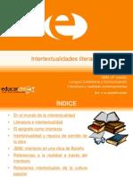 La Intertextualidad Literaria