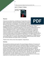 Dolor Cervical y Terapia Neural
