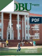 OBU Magazine - Spring 2012