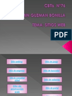 Yazmin Guzman Bonilla 1°I sitios web