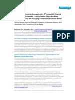 Cegedim 2012 Pharma Insights PR 03Dec12