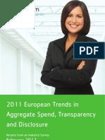 2011 European Trends Compliance Report
