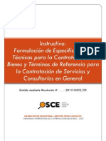 Proyecto Instructivo Sobre Formulacin de Eett y Tdr -Jgi- 18.04.12