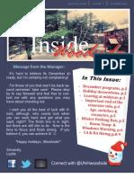 Inside Woodside - December 2012