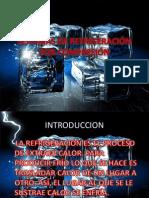 Sistemas de refrigeración por compresión