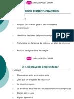 Tema2 1 El Proyecto Emprendedor