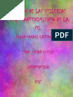 Top Ten de Las Utilerias Para Mantenimiento de La Pc