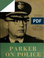 Parker on Police-1957