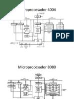 Comparacion Entre Microprocesadores